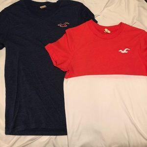 Hollister Shirts Size Small